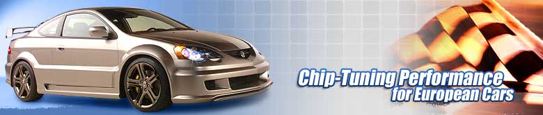 Chip-Tuning Performance for European Cars